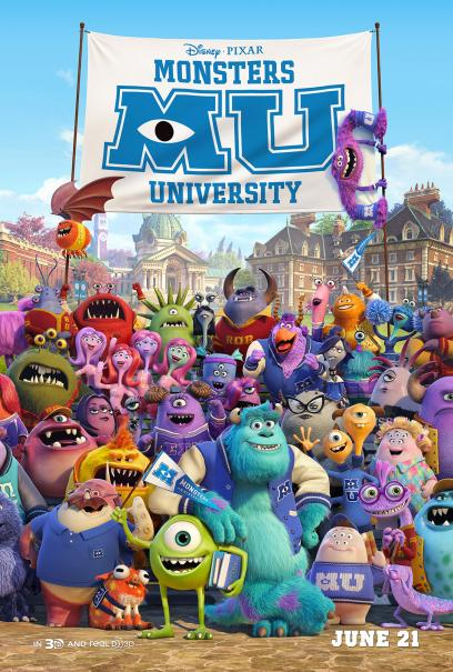 Monster University